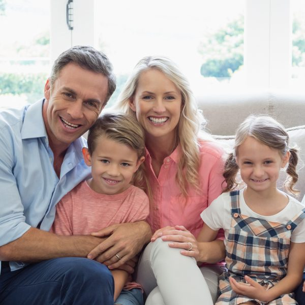 Die Haushaltstalente Familien
