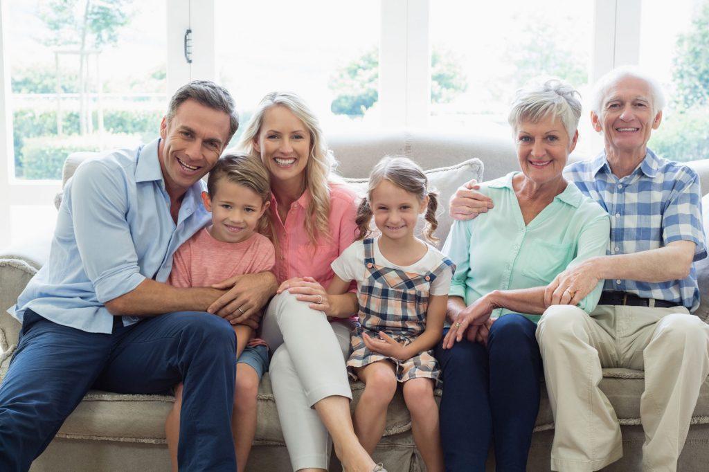 Die Haushaltstalente Familie