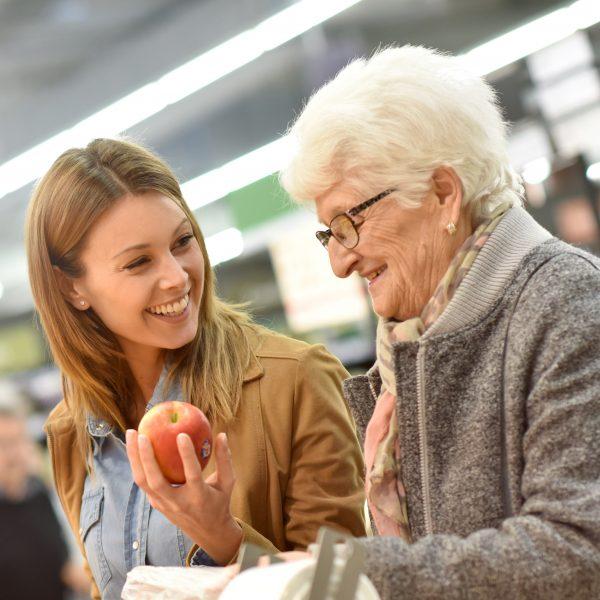 Die Haushaltstalente Senioren