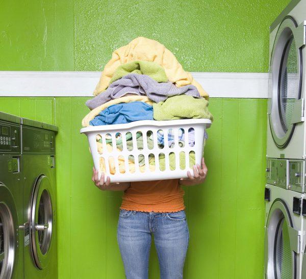 Die Haushaltstalente Wäsche